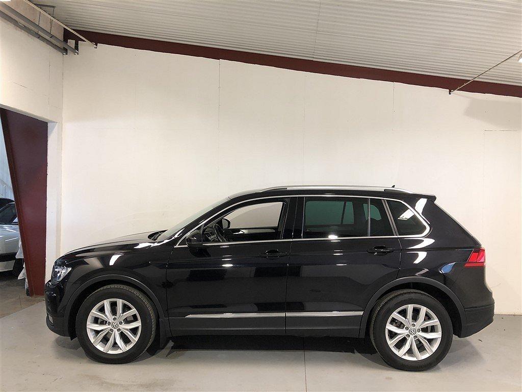 Volkswagen Tiguan 1.4 TSI BlueMotion 4Motion(150Hk)Aut Executive