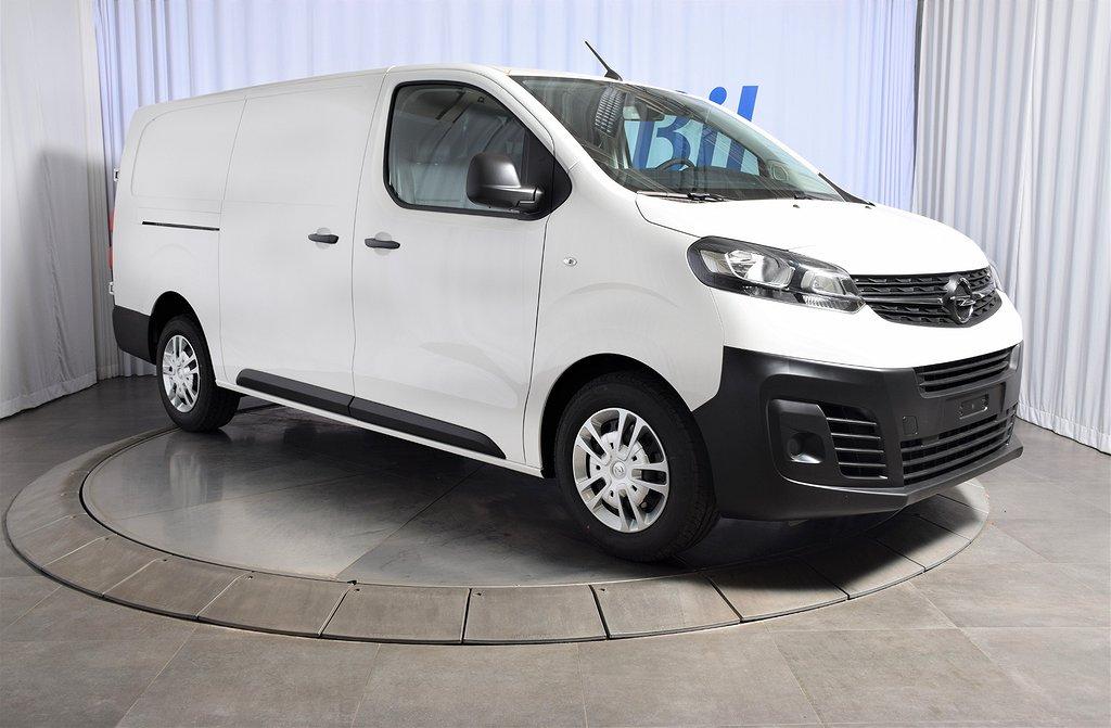 Opel Vivaro L3H1 / BUSINESS / Värme & Dragpaket