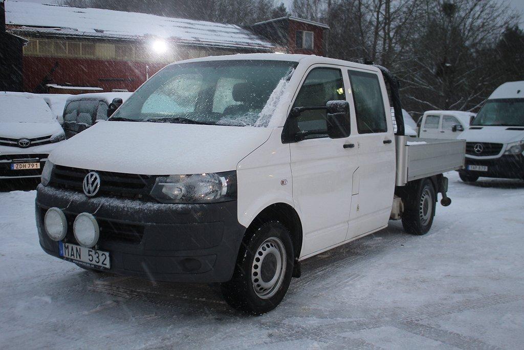 Volkswagen Transporter (KRANBIL) 2.0TDI 4Motion FRI LEVERANS