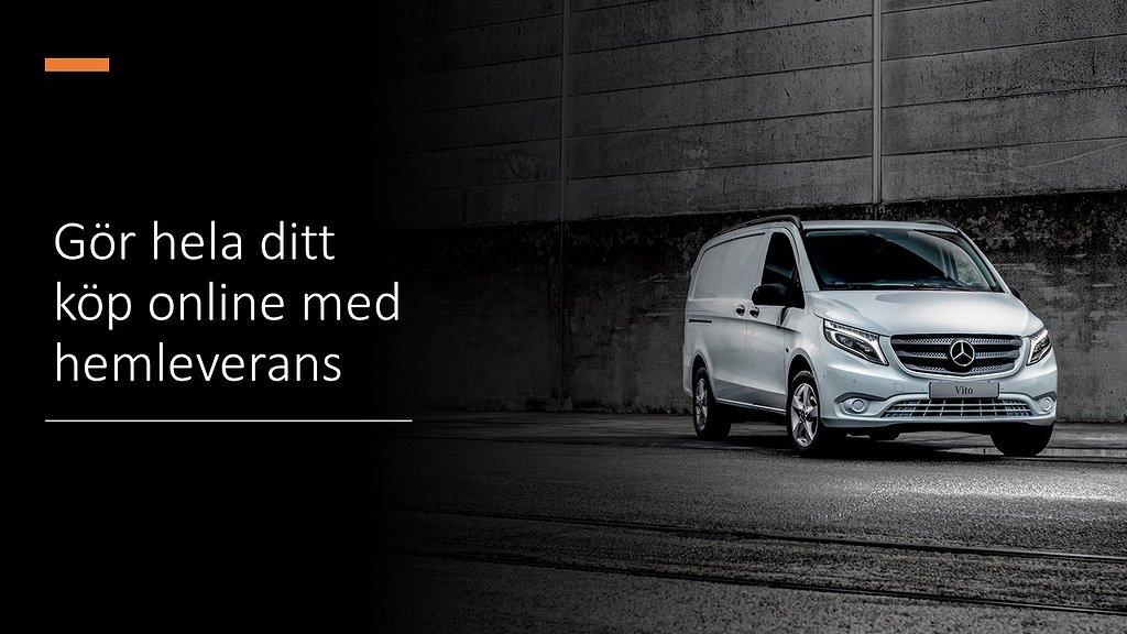 Mercedes-Benz Vito 119 CDI SKÅP LÅNG EDITION1