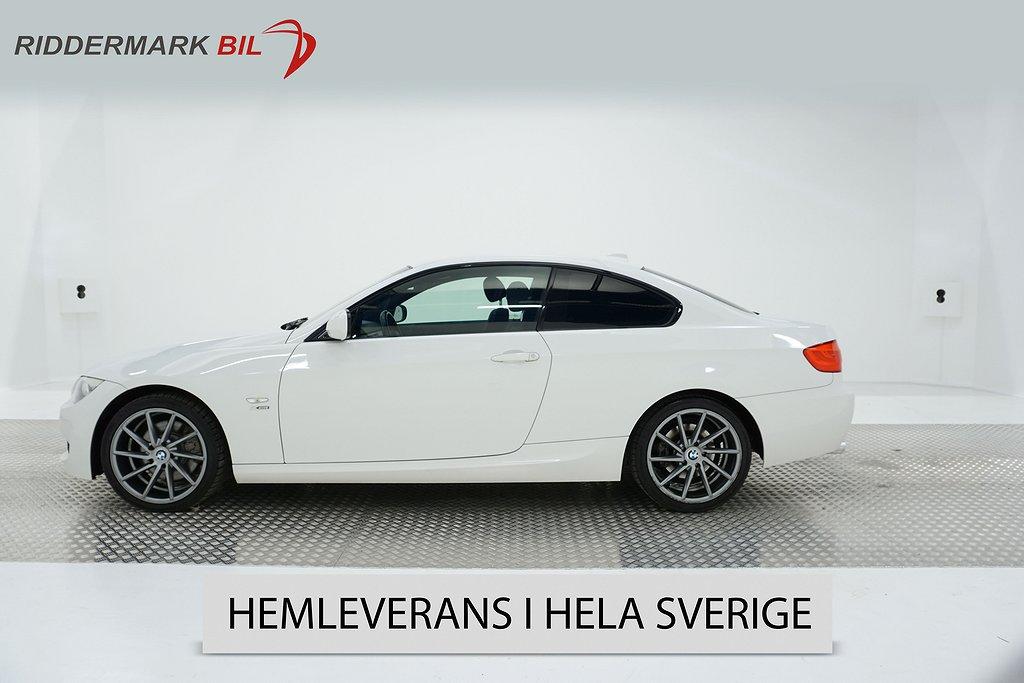 BMW 325i xDrive Coupé, E92 (218hk)