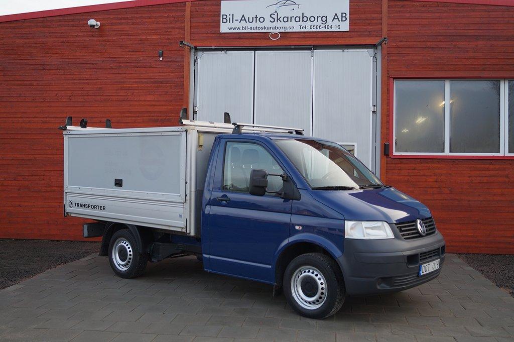Volkswagen Transporter 1.9TDI Pickup Drag