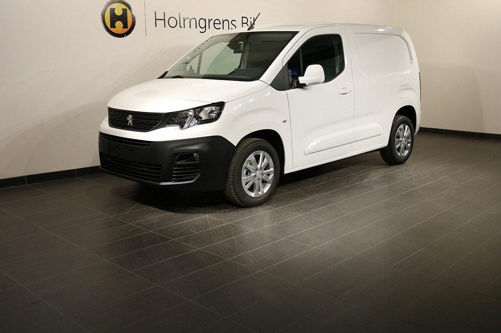 Peugeot Partner PRO+ L1 100 Launch