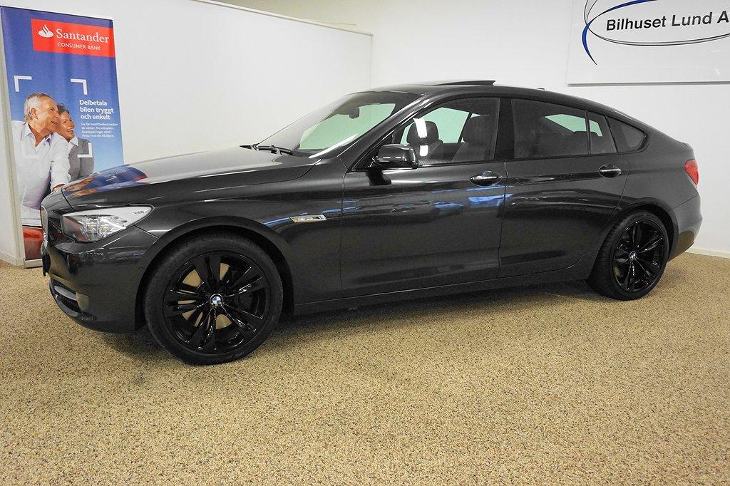 BMW 550 i Gran Turismo Steptronic 408hk