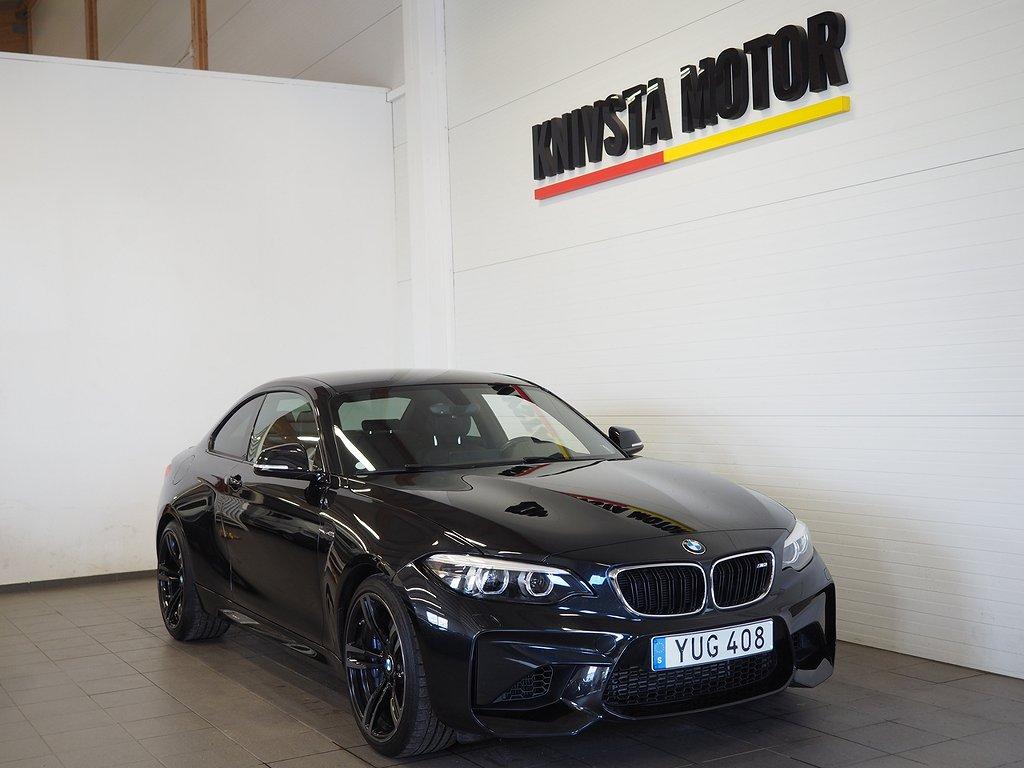 BMW M2 Euro 6 370hk (Harman/Kardon, Navi) 2018