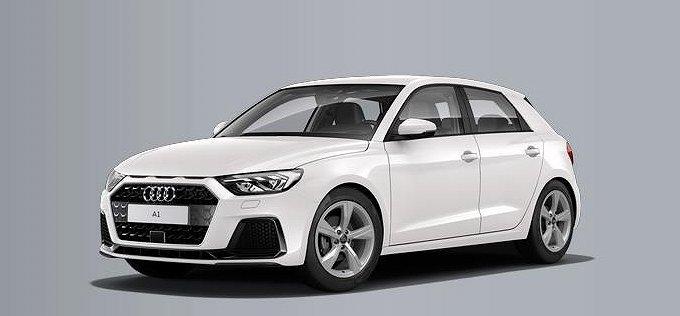 Audi A1 Sportback 30 TFSI Advanced 116hk