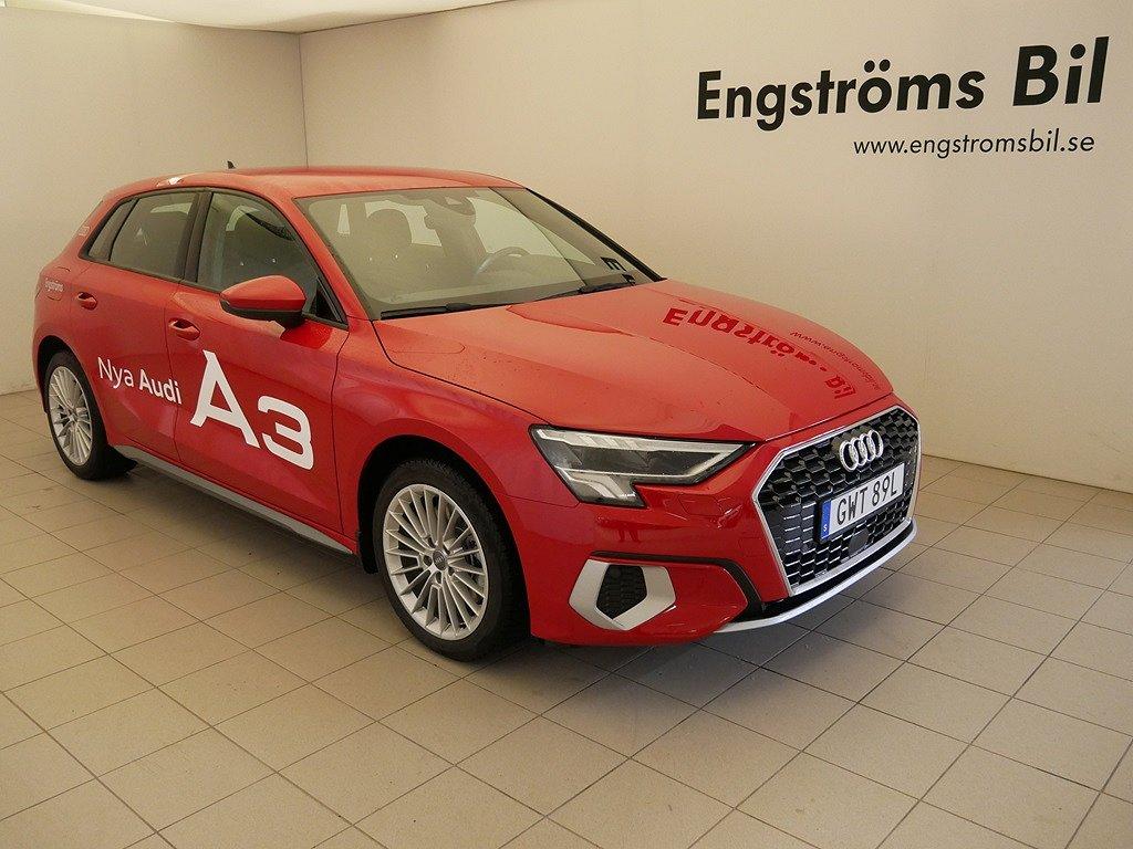 Audi A3 Sportback 35 TFSI 150 HK PROLINE ADVANCED