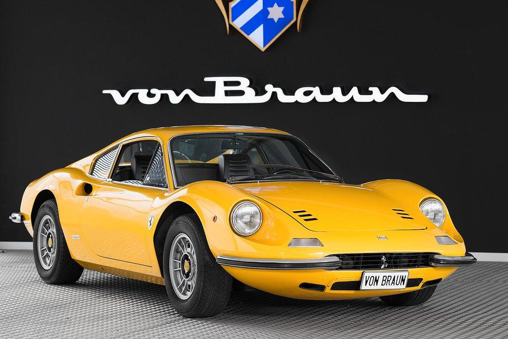 Ferrari Dino 246 GT (Europa version)