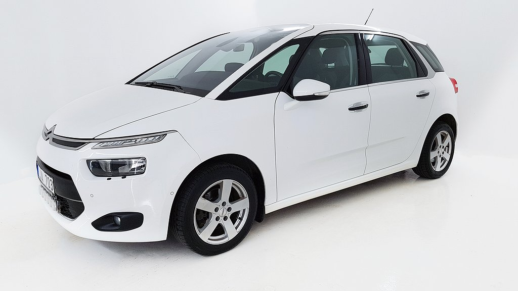 Citroën C4 Picasso 1.6 HDi EGS 114hk