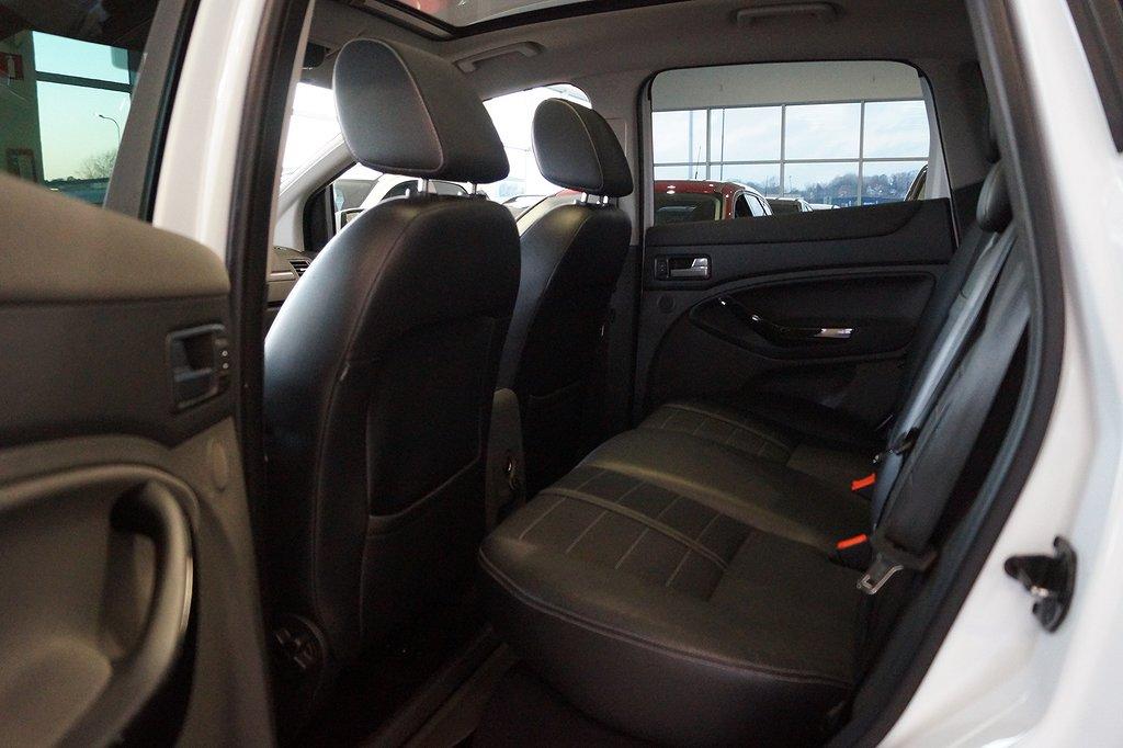 Ford Kuga 2.0 TDCi 163hk 4x4 Aut Titanium S, SUV, Drag