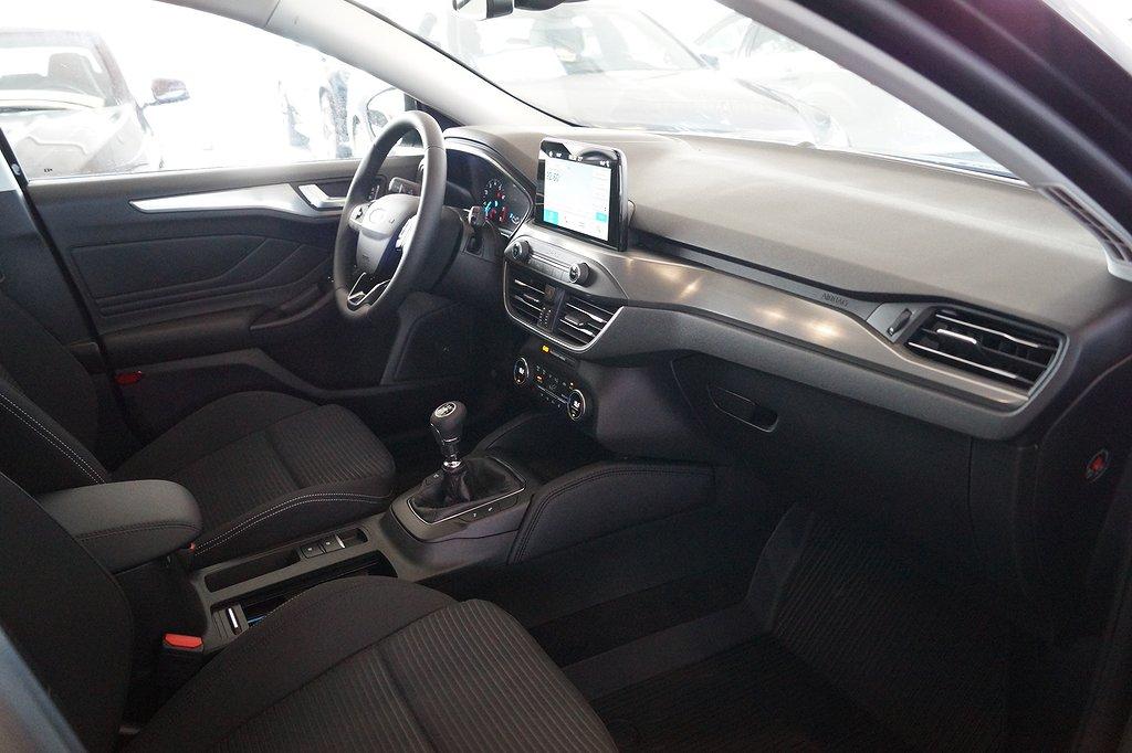 Ford Focus * 0,95% ränta, Nya modellen!1.0 EcoBoost 125hk Titanium 5d