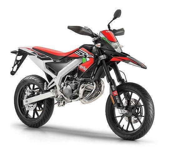 Aprilia Sx50 Factory Eu Moped ABRIS