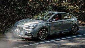Hyundai kör Rom–Paris på 8 minuter