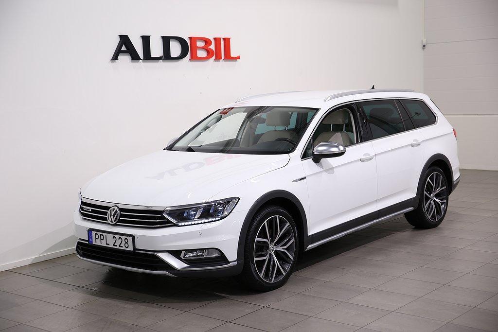 Volkswagen Passat Alltrack TDI 190hk 4M Executive GT DSG - 1.99% Ränta