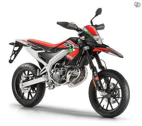 Aprilia SX 50 Factory Edt