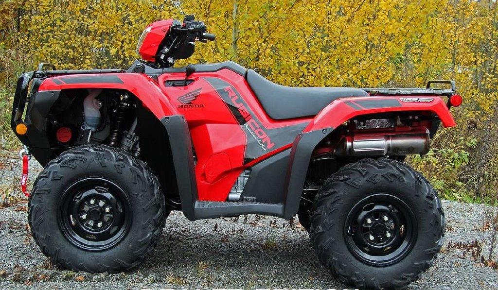 Honda TRX Rubicon 520 FA Discover Nyhet