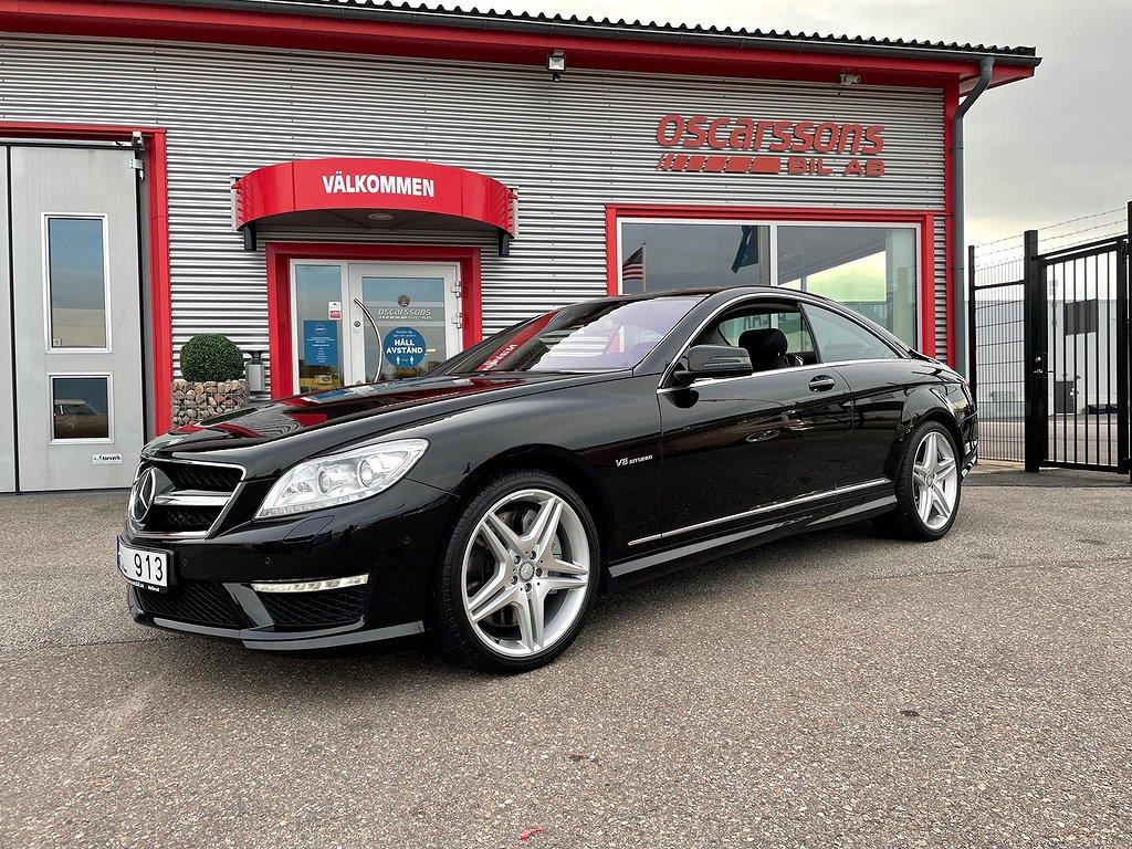 Mercedes-Benz CL 63 AMG Performance / Sv.Såld. 2.370 MIL!