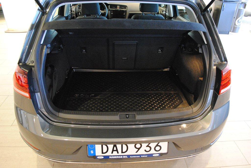 Volkswagen Golf 1.6 TDI BlueMotion DSG7 115hk