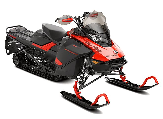 Ski-doo Backcountry STD 600R E-Tec
