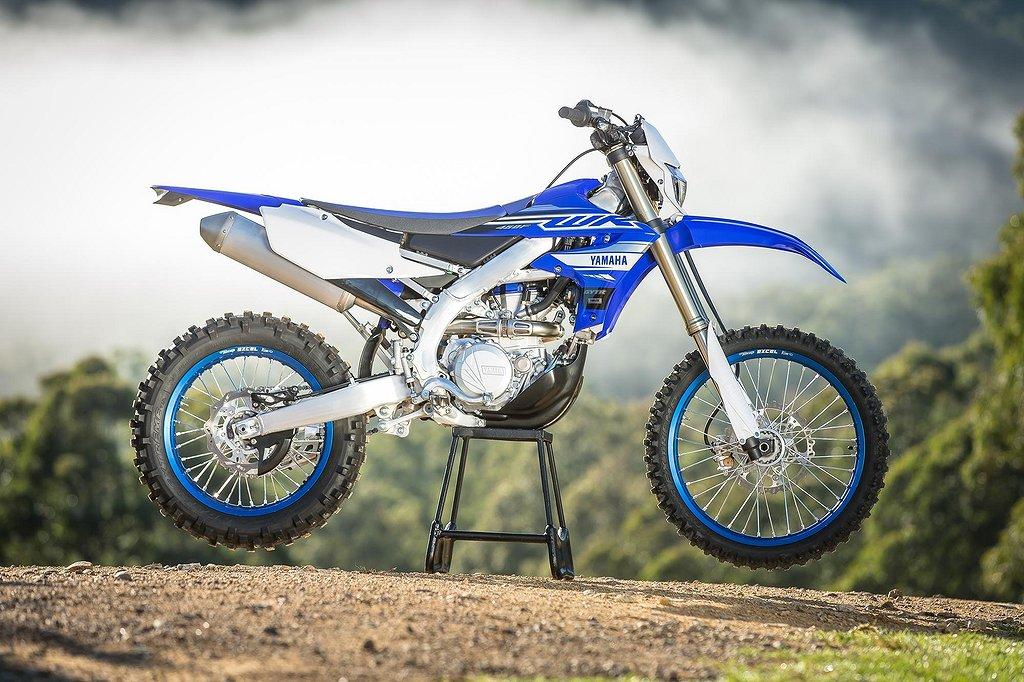 Yamaha WR450F NYHET