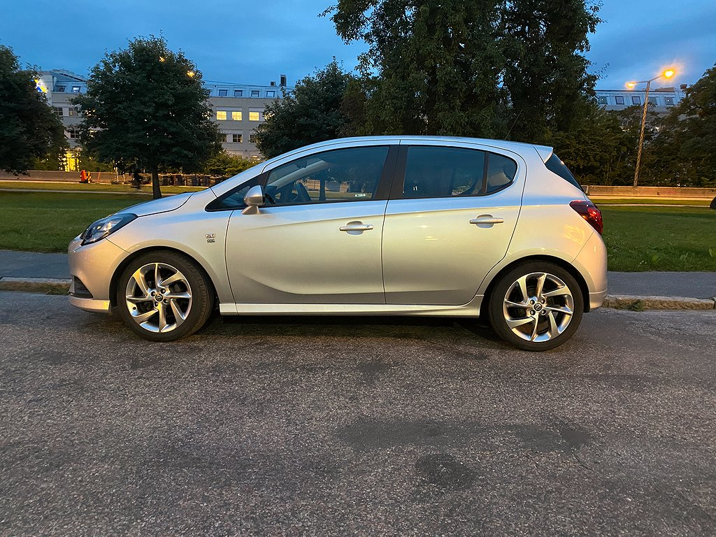 Opel Corsa OPC 1.4 Euro 6 90hk