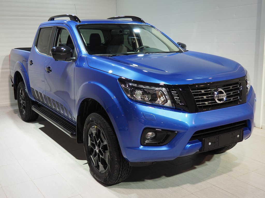 Nissan Navara N-Guard Aut Företagsleasing leverans Q1 2021 2021