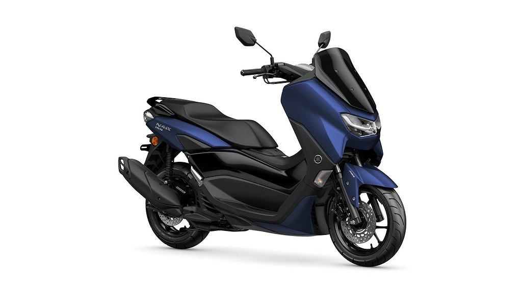 Yamaha N-MAX 155 3 Färger