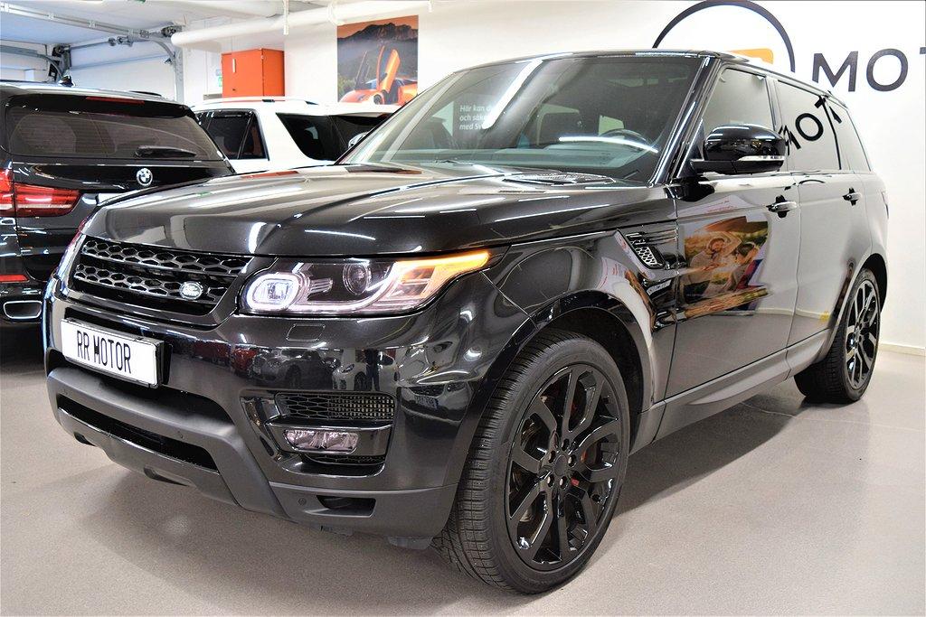 Land Rover Range Rover Sport SDV8 Panorama SV-SÅLD Dynamic