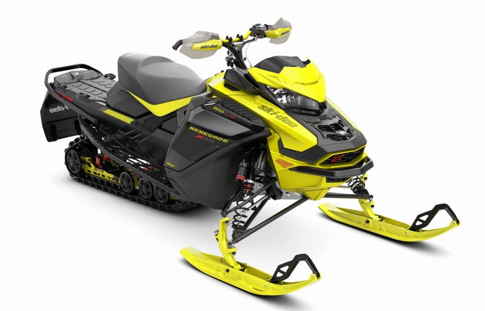 Ski-doo Rennegade 900 ACE TurboR 18 2022 *Boka nu*
