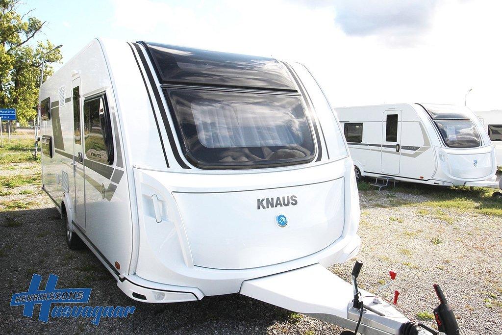 Knaus 590 UK Scandinavian Selection
