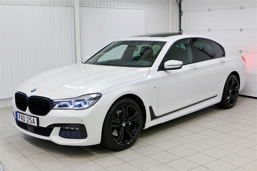 BMW 740 d | M-Sport | Head Up | Xdrive