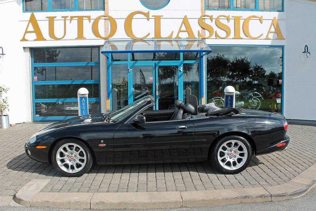 Jaguar XKR Cab