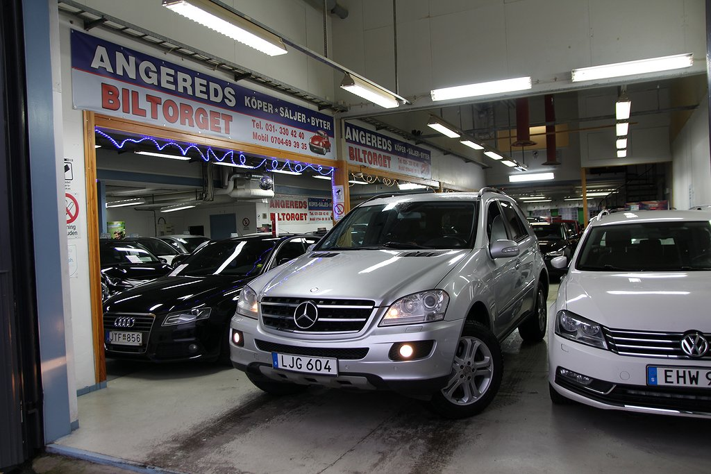 Mercedes-Benz ML 350 4MATIC 7G-Tronic 272hk