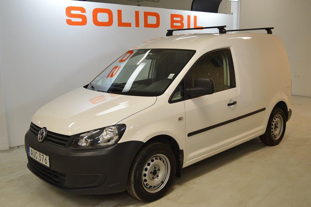 Volkswagen Caddy 2,0 Ecofuel / Dragkrok