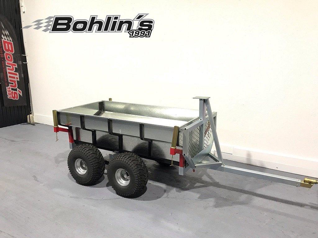 Övriga Bronco Timmervagn med insatsflak