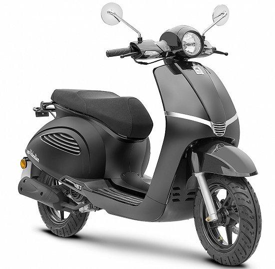 Övrigt moped retro, Valentin, 50cc, 4T, EU45