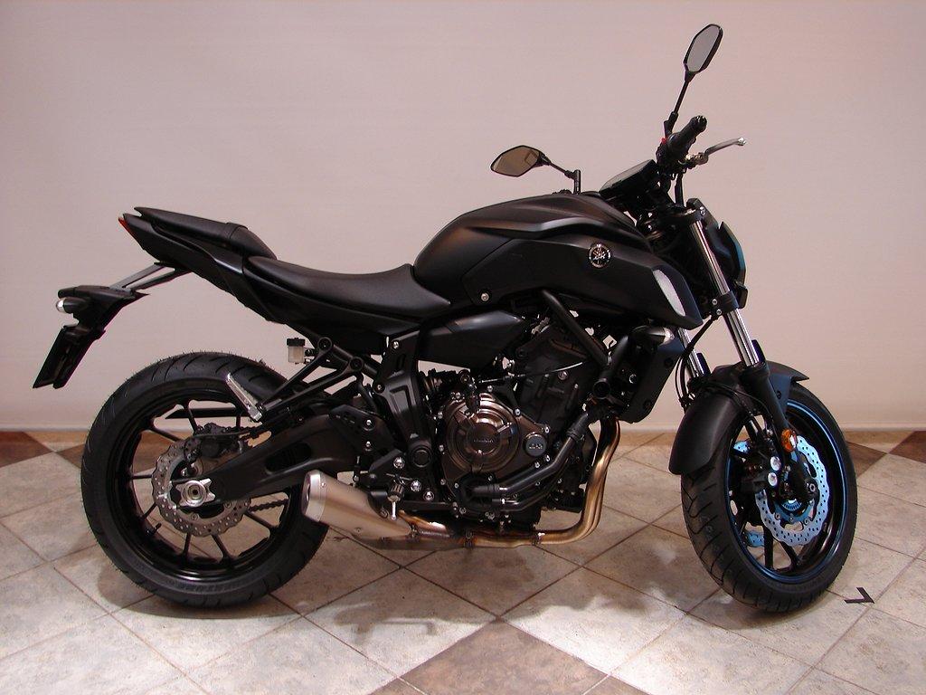 Yamaha MT-07 ABS  5 Års garanti
