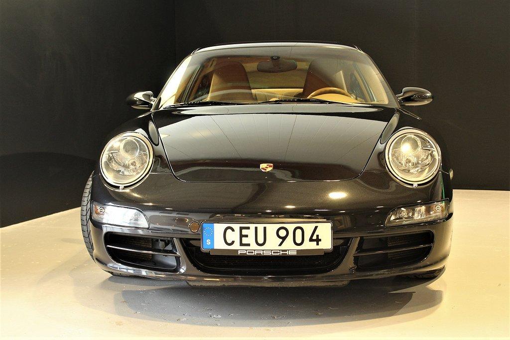 Porsche 911 Carrera 4S TipTronic S 355hk Sport Chrono