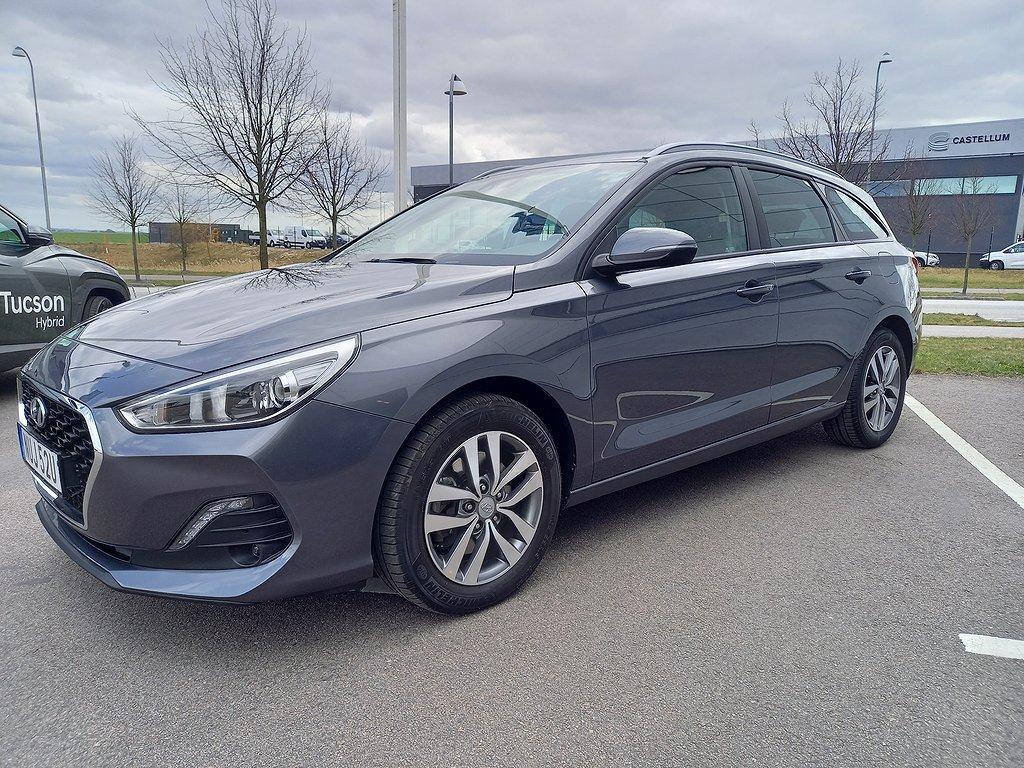 Hyundai i30 1.0T 120hk Trend Kombi