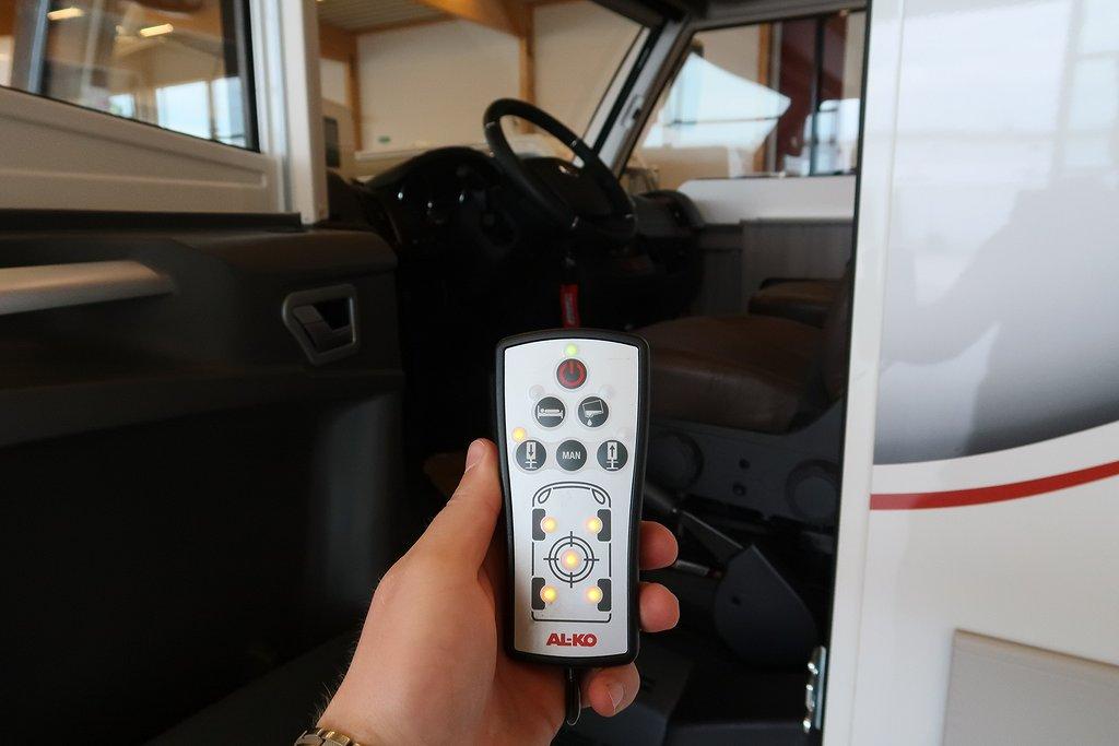 Husbil-integrerad Kabe TMI 860 LQB Imperial 15 av 43