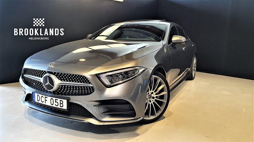 Mercedes-Benz CLS 350 d 4MATIC AMG 9G-Tronic 286hk