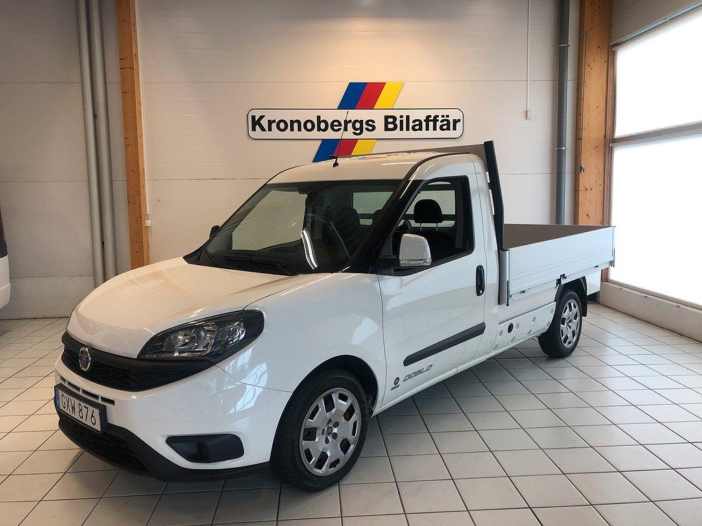 Fiat Doblo WORK UP BIOGAS FLAK 1.4 FIRE Manuell, 95hk, 2019