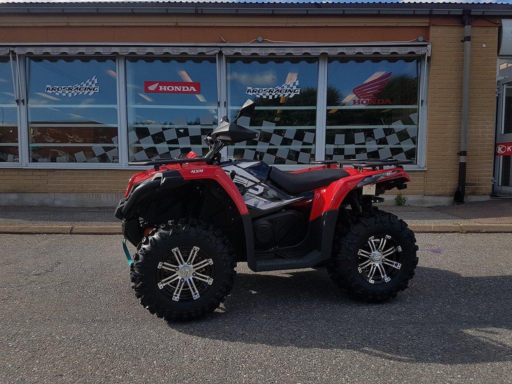 CF Moto C-force 520 S Traktor B 4x4 EPS Plog på köpet *0104*