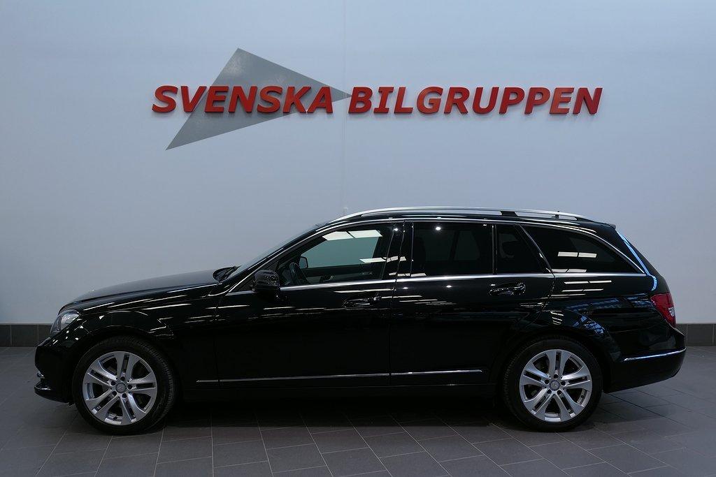 Mercedes-Benz C 350 T 7G-Tronic Plus Nav Lm S+V-hjul