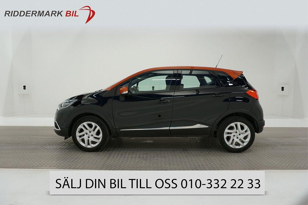 Renault Captur 0.9 TCe (90hk)