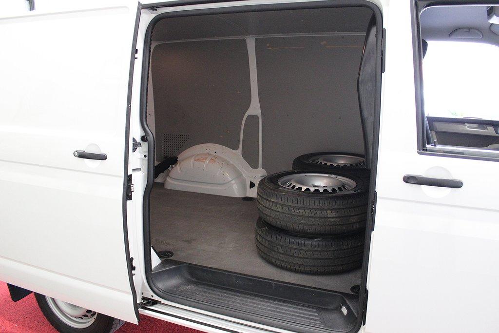 Volkswagen Transporter, T6 2.0 TDi 3 Sits