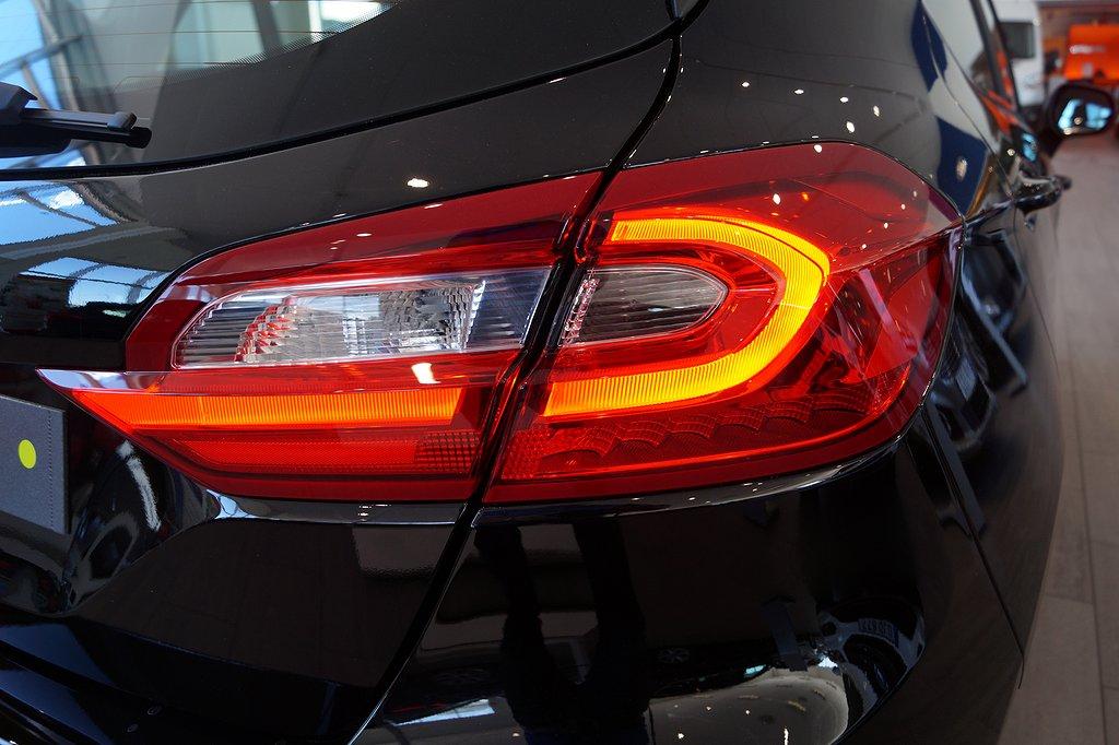 Ford Fiesta 1.0 EcoBoost 100hk Titanium 5d