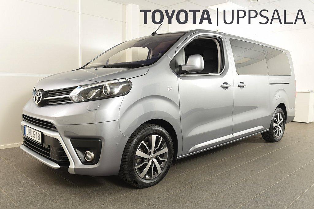 Toyota Proace Verso 2.0 D-4D Premium Auto 177hk Skinn Teknikpkt