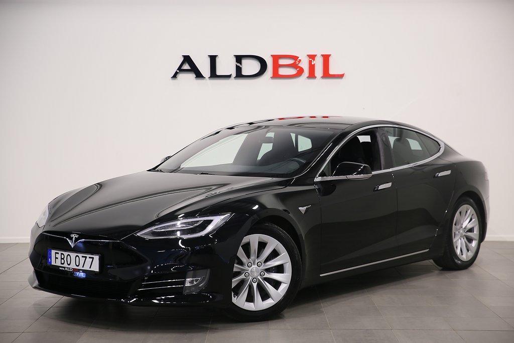 Tesla Model S 60D Dual Motor AWD (75D) Facelift