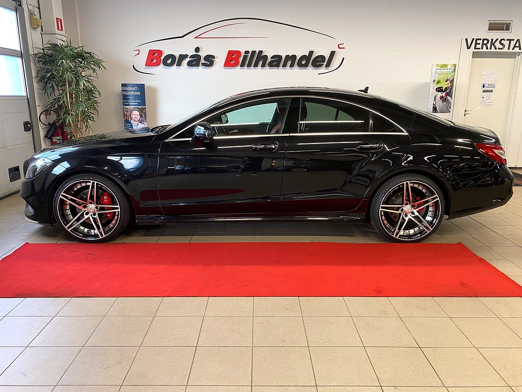 Mercedes-Benz CLS 350  9G-Tronic  AMG Sport, Exclusive